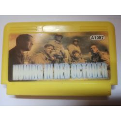 The Hunt for Red October Famicom
