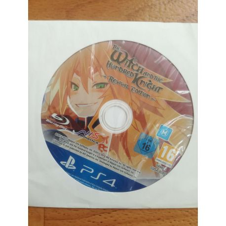 The Witch and Hundred Knight Revival Edition PS4