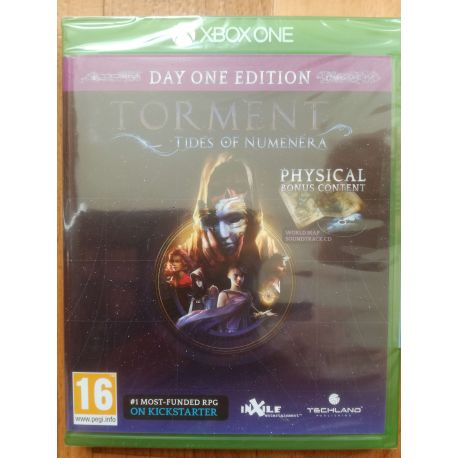Torment: Tides of Numenera Day One Edition - Xbox One