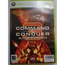 Command and Conquer Kane´s Wrath Xbox 360