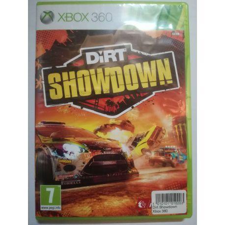 Dirt Showdown Xbox 360