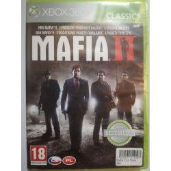 Mafia II + DLC cz Xbox 360