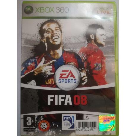Fifa 08 cz Xbox 360