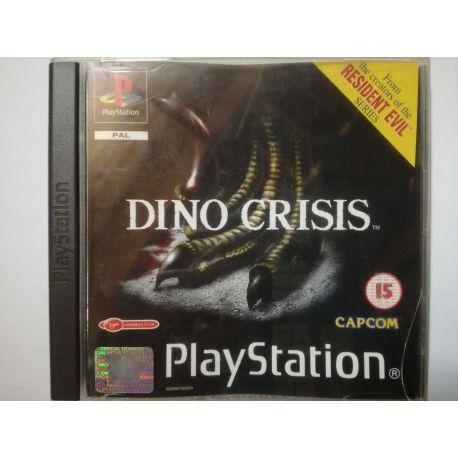 Dino Crisis PSX