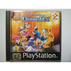 Dancing Stage Disney MIX PSX