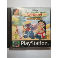 Lilo and The Stitch de PSX