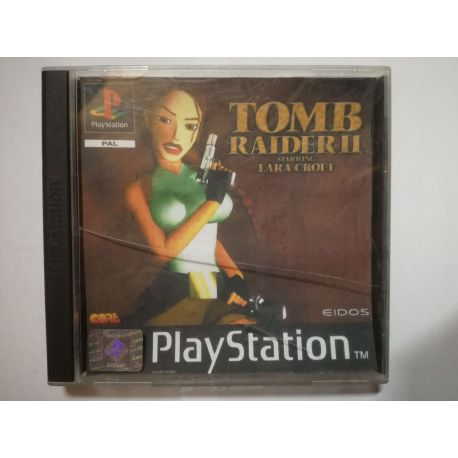 Tomb Raider II PSX