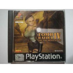 Tomb Raider IV de PSX