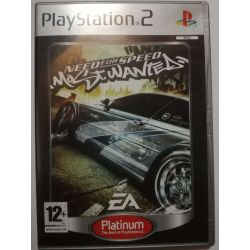 NFS Most Wanted PS2