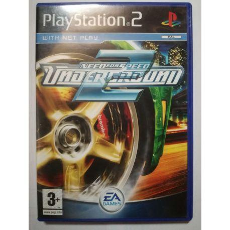 NFS Underground 2 PS2
