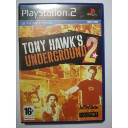 Tony Hawk´s Underground 2 PS2