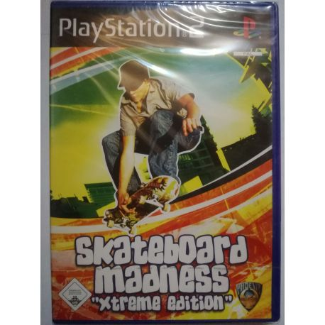 Skateboard Madness PS2 nová