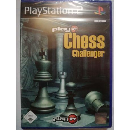 Chess Challenger PS2 nová