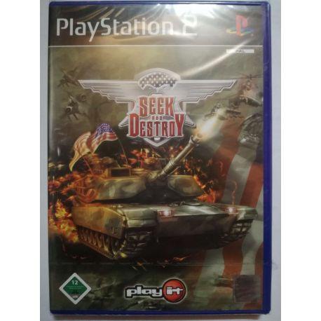 Seek and Destroy PS2 nová